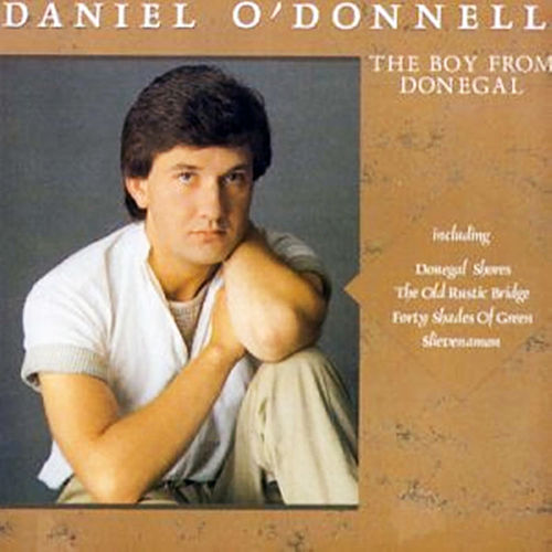 The Boy From Donegal de Daniel O'Donnell