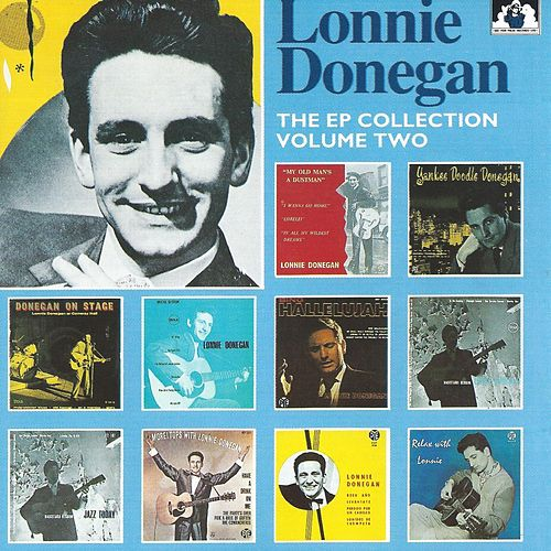 The EP Collection Volume Two by Lonnie Donegan