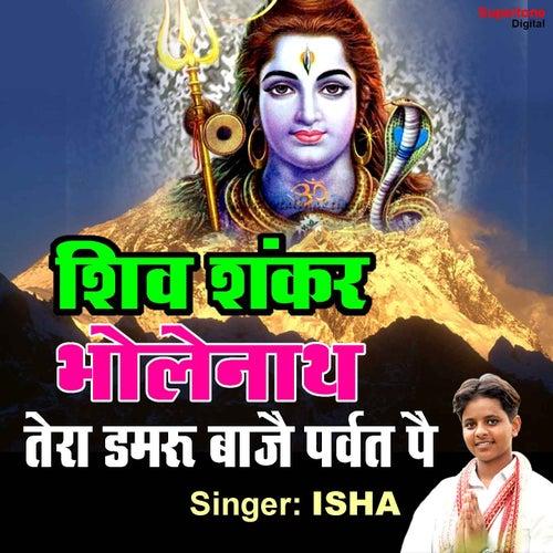 Shiv Shankar Bholenath Tera Damroo Baaje Parvat Pe by Isha