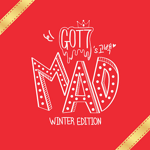 MAD Winter Edition de GOT7