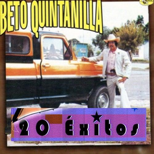 20 Exitos de Beto Quintanilla