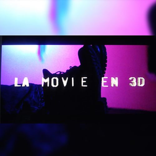 Movie in 3d by Manual