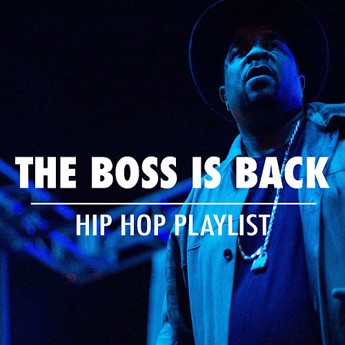 The Boss Is Back Hip Hop Playlist von Various Artists