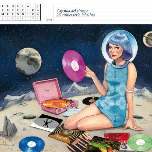 Cápsula del Tiempo 25 Aniversario Jabalina de Various Artists