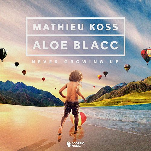 Never Growing Up de Mathieu Koss