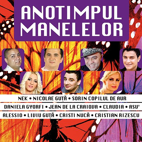 Anotimpul Manelelor, Vol. 4 de Various Artists