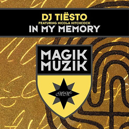 In My Memory de Tiësto
