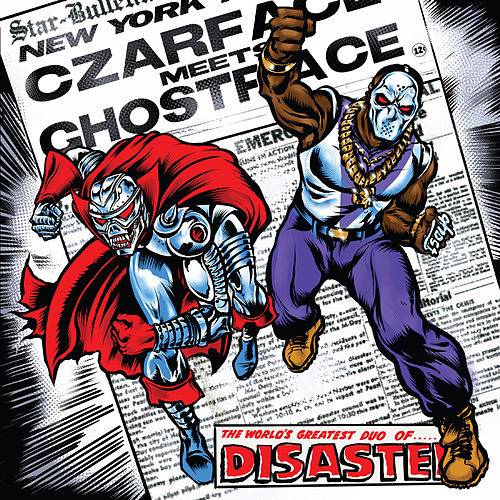 Czarface Meets Ghostface (Instrumentals) by CZARFACE