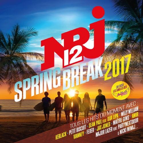 NRJ12 Spring Break 2017 de Various Artists