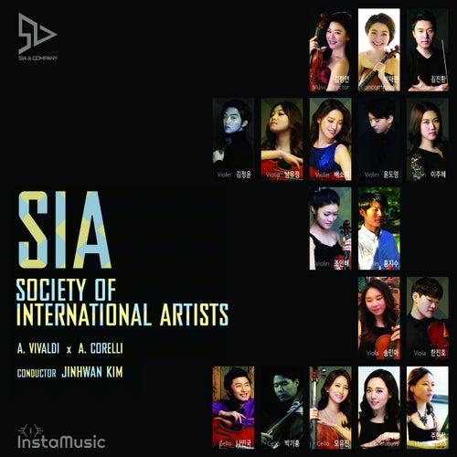 Vivaldi x Corelli de Sia