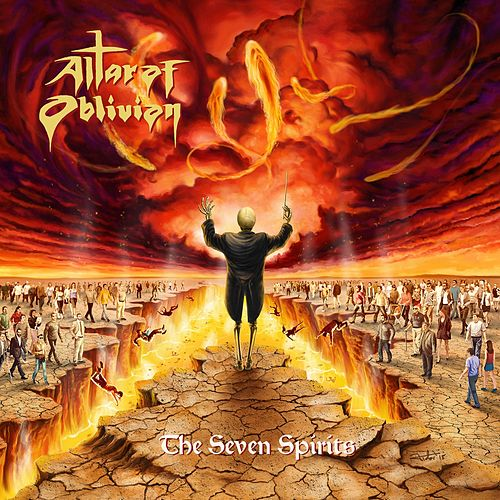 The Seven Spirits by Altar of Oblivion