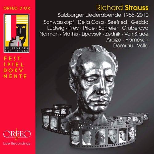 Salzburger Liederabende 1956-2010 (Live) von Various Artists