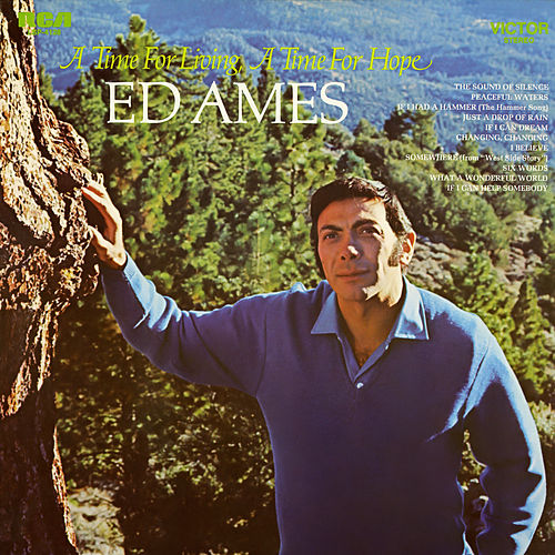 A Time for Living, A Time for Hope de Ed Ames