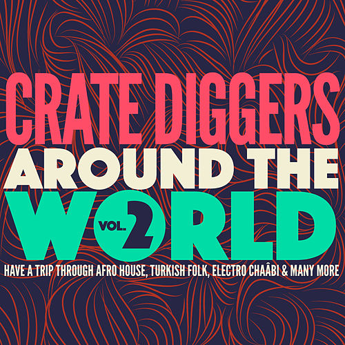 Crate Diggers Around the World, Vol. 2 (Have a Trip Through Afro House, Turkish Folk, Electro Chaâbi & Many More) de Various Artists
