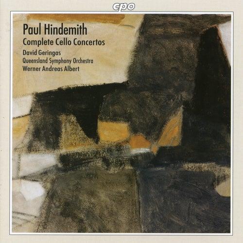 Hindemith: Complete Cello Concertos de David Geringas