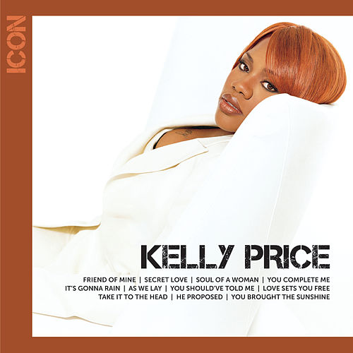 Best Of by Kelly Price