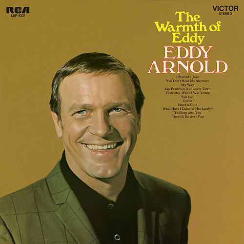 The Warmth of Eddy by Eddy Arnold
