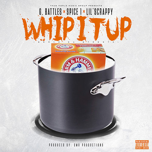 Whip It Up by G. Battles
