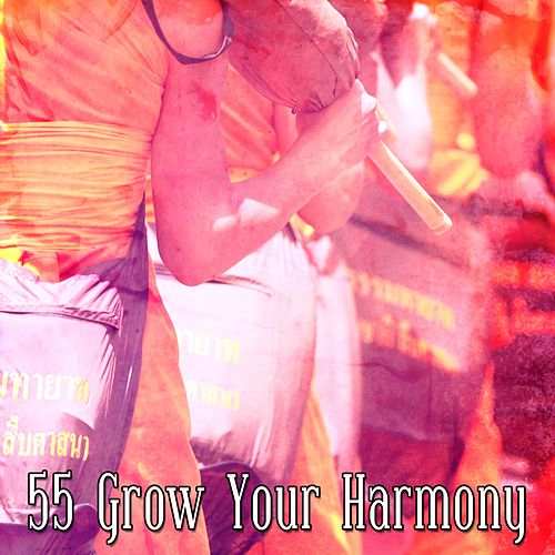 55 Grow Your Harmony von Entspannungsmusik
