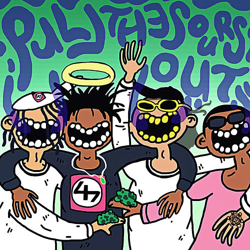 Pull the Sours Out - EP by Dirty Sanchez 47
