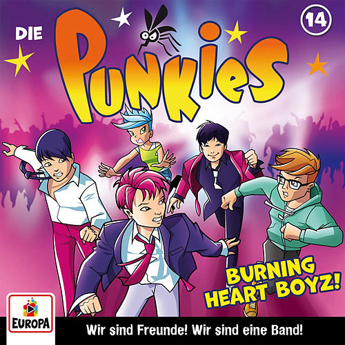 014/Burning Heart Boyz! von Die Punkies