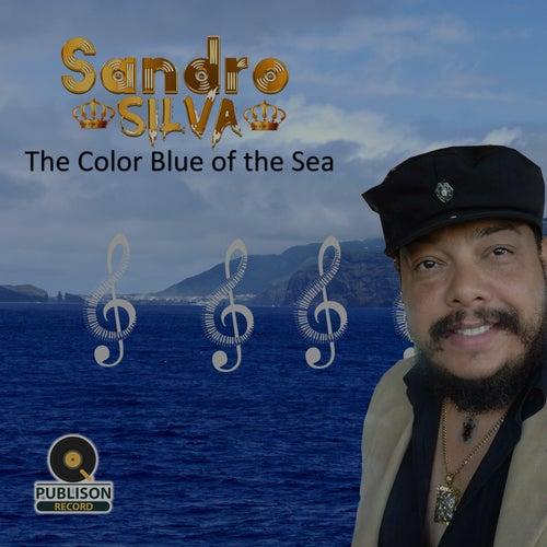The Color Blue of the Sea (Cover) von Sandro Silva