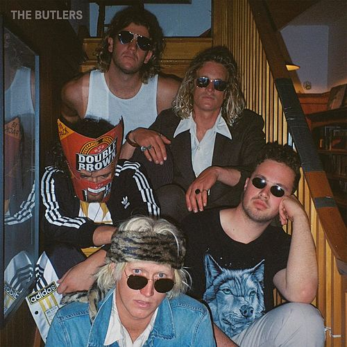 The Butlers de The Butlers