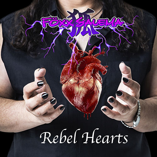 Rebel Hearts de Föxx Salema
