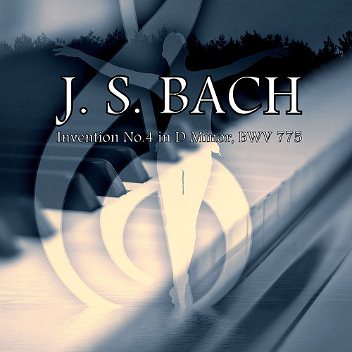 Bach: Invention No.4 in D Minor, BWV 775, Two-Part Inventions de Richard Settlement