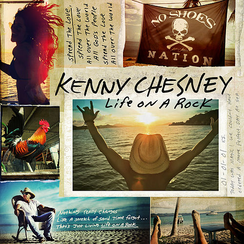 Life on a Rock de Kenny Chesney