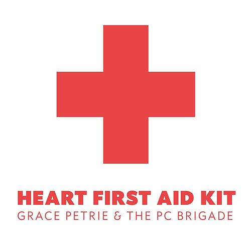 Heart First Aid Kit by Grace Petrie