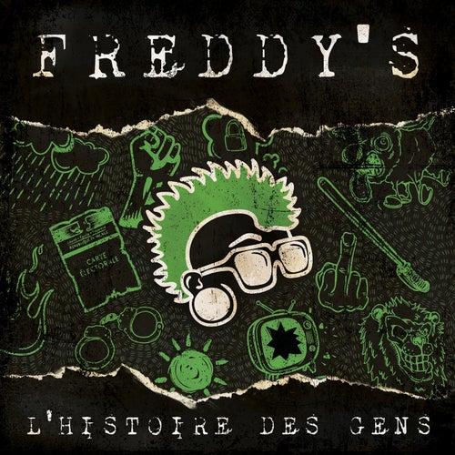 L'histoire des gens de Los Freddy's