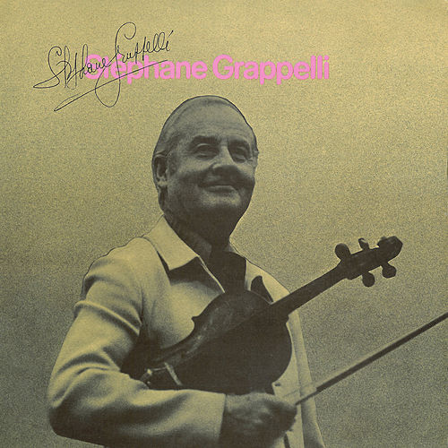 Grappelli Plays Grappelli de Stephane Grappelli