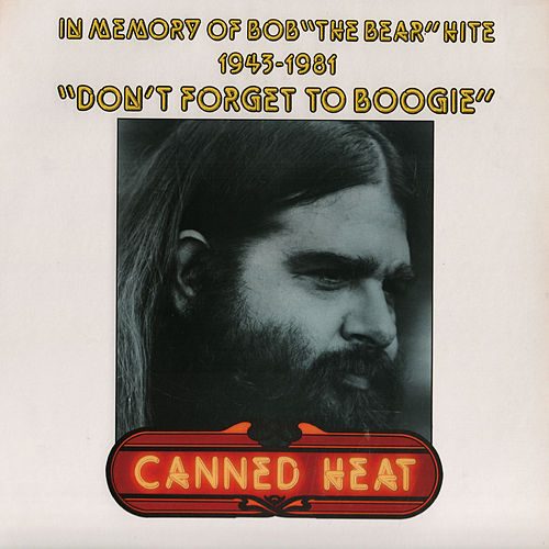Don't Forget to Boogie: In Memory of Bob