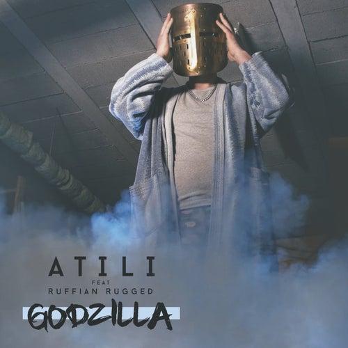 Godzilla by Atili
