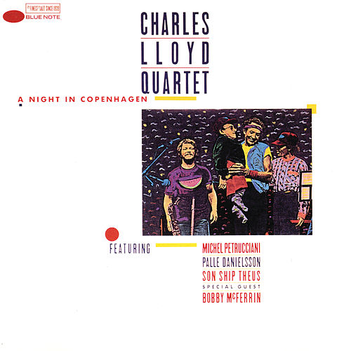 A Night In Copenhagen (Live At The Copenhagen Jazz Festival, 1983) by Charles Lloyd
