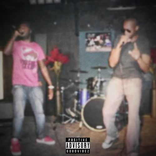 G.I.T.F. (God in the Front) by Demione Louis
