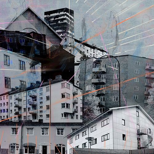 Spökstaden by Various Artists
