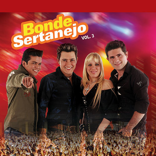 Ao Vivo, Vol. 3 von Bonde Sertanejo