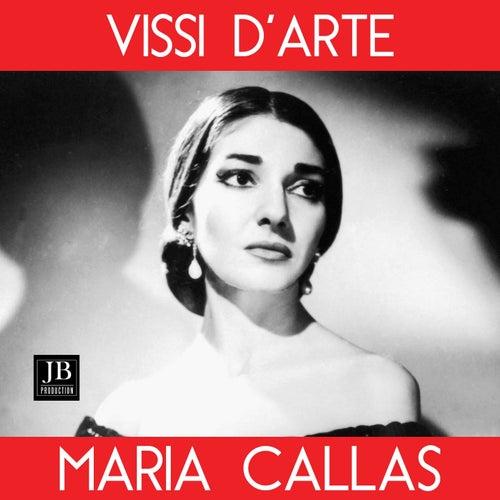 Vissi d'arte Maria Callas by Maria Callas