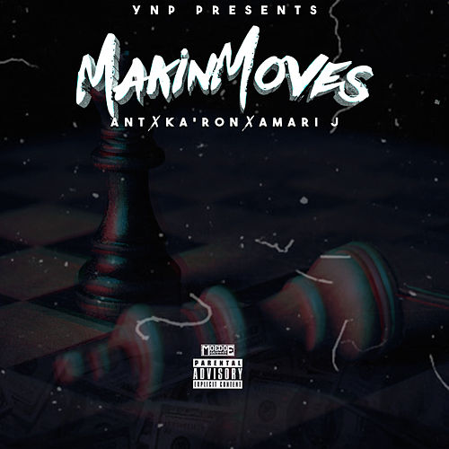 Makin Moves by Ant (comedy)