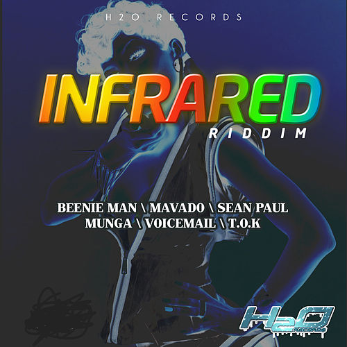 Infrared Riddim de Various Artists