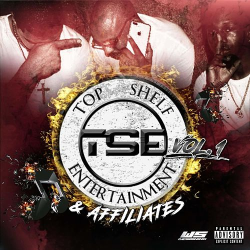 Top Shelf & Affiliates, Vol. 1 by Jimmy Lee