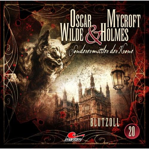 Sonderermittler der Krone, Folge 20: Blutzoll von Oscar Wilde