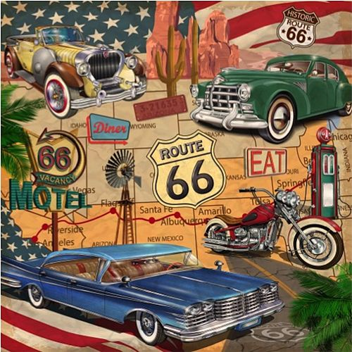 Route 66 Collection by Bobby Troup