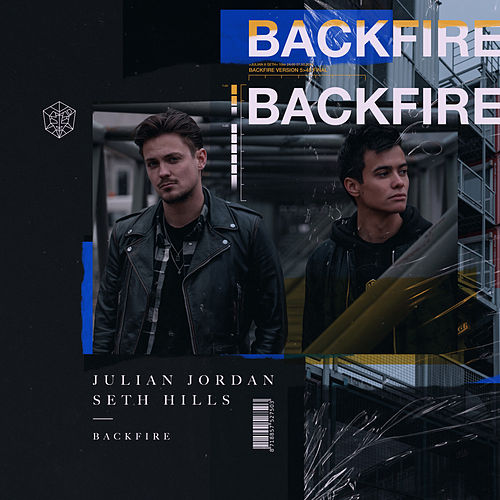 Backfire by Julian Jordan