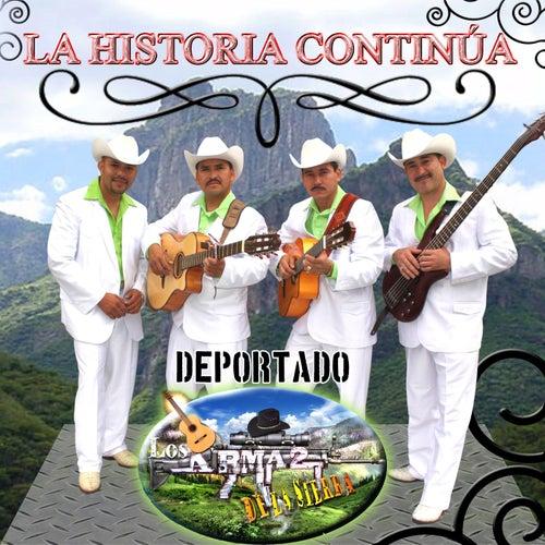 La Historia Continúa von Los Arma2 De La Sierra