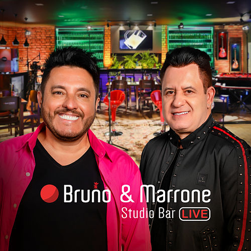 Studio Bar (Ao Vivo) de Bruno & Marrone