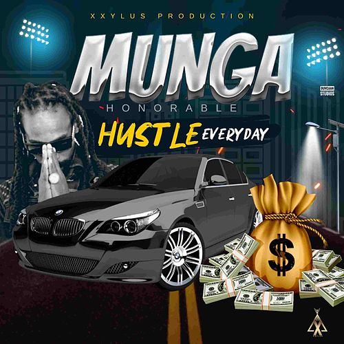 Hustle Everyday de Munga