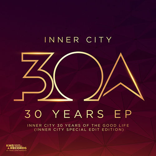 30 Years EP by Inner City